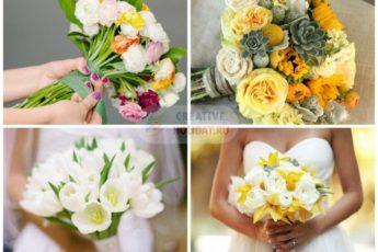 Букет невесты своими руками: лучшие идеи с фото