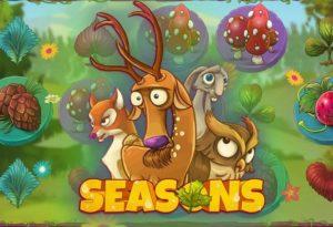 Бонусы игрового автомата Seasons и их ключевые особенности